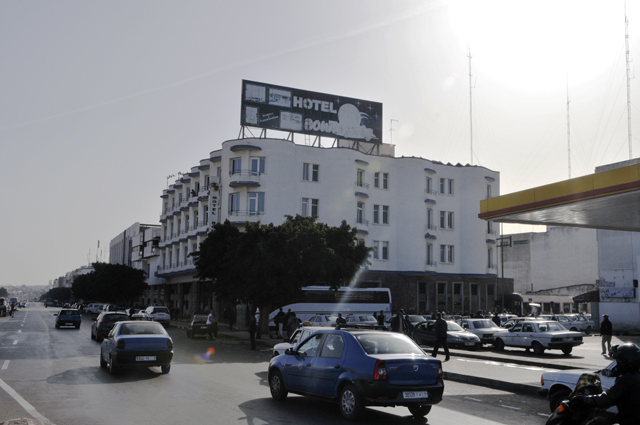 Hotel Bou Regreg in Rabat
